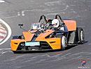 Spy Photos: KTM X-Bow na trati