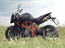 KTM: svolávací akce pro 990 SuperDuke R