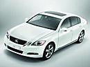 Lexus GS (2008) na českém trhu: nové motory, nová výbava, ceny GS 460 a GS 450 h jsou shodné
