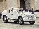 Papež v Brně: Dálnice D1 bude v neděli 27.9.2009 na den uzavřena