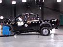 Euro NCAP: Isuzu D-Max - Rodeo ve zkušebně