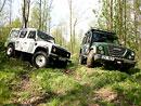 Test: Iveco Massif vs. Land Rover Defender  - Drsňáci