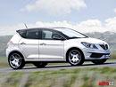 Spy Photos: Nová Lancia Ypsilon - nové foto
