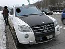 Trpišovský opět stíhán, Mercedes-Benz ML 63 AMG je na prodej