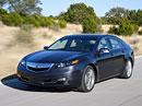 Acura TL: Konzervativnější vzhled a nový automat pro rok 2012