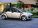 DaimlerChrysler oznámil: Smart Forfour končí
