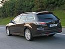 Dlouhodobý test: Mazda 6 2,2 MZR-CD Wagon – Na cestách po Evropě