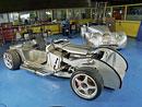 Morgan a Zytek staví sportovní elektromobil