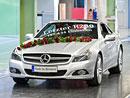 Mercedes-Benz SL (R230) končí: Poslední roadster opustil linku