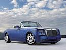Rolls-Royce Phantom Drophead Coupé: V dešti bez střechy (video)