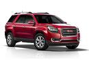 GMC Acadia: Full-size crossover s novou tváří