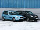Srovnávací test Světa motorů: Chevrolet Orlando vs. Škoda Roomster
