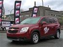 Chevrolet Orlando je auto pro chlapy (video)