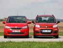 Srovnávací test  Světa motorů: Fiat Panda 1.2 vs. Škoda Citigo 1.0 5dv.