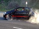Video: Jay Leno svůj Fiat 500 Abarth nešetří