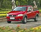 Fiat Strada: Modernizovaný brazilský pick-up