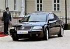Reklamy, které stojí za to: VW Passat W8 a policejní doprovod