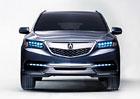 Acura MDX 2014: Japonské X5 potřetí