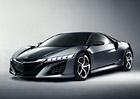 Acura NSX Concept: Další evoluce aneb karbonové orgie