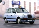 Čínská Geely koupila výrobce tradičních londýnských taxíků