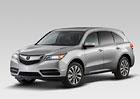 Acura MDX 2014: Luxus a sport po americku