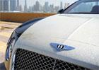 Video: Luxusní diamantová kapota pro Bentley