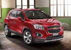 Chevrolet Trax: Levnější Mokka stojí 329.900 Kč