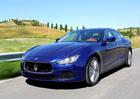Maserati v listopadu zastaví výrobu