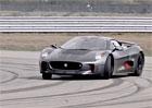 Video: Jaguar C-X75 a jeho vývoj