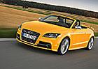 Audi TTS Competition: Oranžový speciál vznikne jen v 500 exemplářích