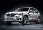BMW Concept5 X5 eDrive: Třetí mnichovský plug-in model bude SUV