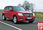 Test 100 000 km: Mercedes GLK 220 CDI 4Matic - Ach to čerpadlo!
