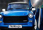 Trabant RS má 220 koní a motor z Fiatu Coupé (+video)