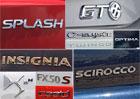 Tajemství názvů aut: Jak výrobci hledají jména svých modelů?