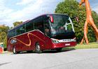 Zájezdové autobusy Setra: Královna