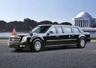 Obamův prezidentský Cadillac: 6,8 tuny se spotřebou 63,5 l/100 km