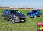 Hyundai ix35 2.0 CRDi vs. Mazda CX-5 2.2 Skyactiv-D