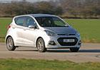Hyundai i10 1.0 D-CVVT: Nechci být prcek!