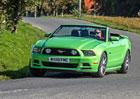 Ford Mustang GT Convertible – Můj velký pony