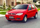 Brazilský Fiat Palio po drobné modernizaci, Uno skončilo