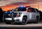 Chevrolet Tahoe PPV: Američtí policisté mají nová služební auta