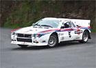 Lancia 037 Rally: Replika soutěžního speciálu z Nového Zélandu (video)