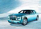 Rolls-Royce nabídne plug-in hybrid, kvůli emisním normám