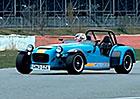 Kamui Kobayashi řádí s Caterhamem 620R na Silverstone (video)
