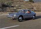 Saab Sonett II: Vzácné kupé v dvoudobém rytmu (video)