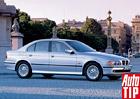 BMW 5 E39 (1995 - 2003): Malá revoluce v Mnichově