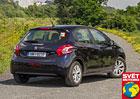 Peugeot 208 1.2/60 kW Urban Soul – Motor je moje největší chlouba