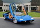 Jméno Countach pro úžasné Lamborghini prý vzniklo úplnou náhodou