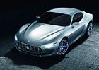 Elektrické Maserati? Už za tři roky