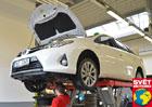 Toyota Auris Hybrid Touring Sports Style – Ve městě za 4,9 l na 100 km